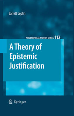 Leplin, Jarrett - A Theory of Epistemic Justification, ebook