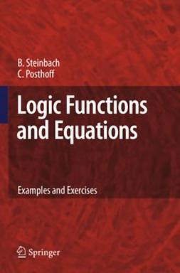 Steinbach, Bernd - Logic Functions and Equations, ebook