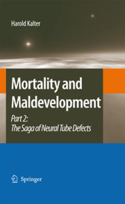 Kalter, Harold - Mortality and Maldevelopment, ebook