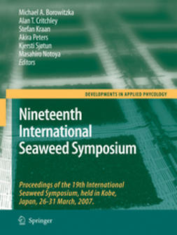 Borowitzka, Michael A. - Nineteenth International Seaweed Symposium, ebook