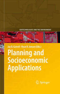 Gatrell, Jay D. - Planning and Socioeconomic Applications, ebook