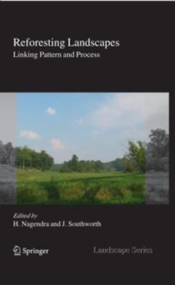 Nagendra, Harini - Reforesting Landscapes, ebook