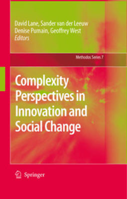 Lane, David - Complexity Perspectives in Innovation and Social Change, ebook