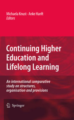 Knust, Michaela - Continuing Higher Education and Lifelong Learning, ebook