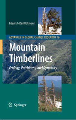 Holtmeier, Friedrich-Karl - Mountain Timberlines, ebook