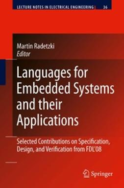 Radetzki, Martin - Languages for Embedded Systems and their Applications, e-kirja