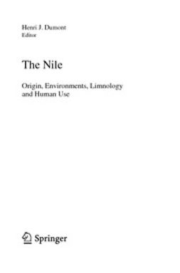 Dumont, Henri J. - The Nile, ebook