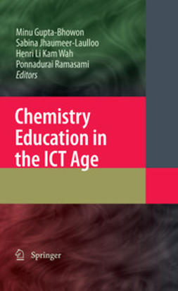 Gupta-Bhowon, Minu - Chemistry Education in the ICT Age, ebook