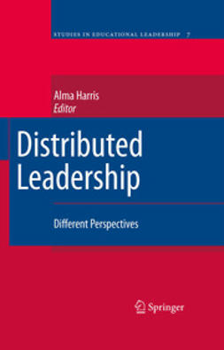 Harris, Alma - Distributed Leadership, ebook