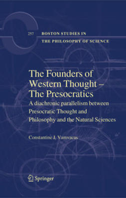Vamvacas, Constantine J. - The Founders of Western Thought – The Presocratics, ebook