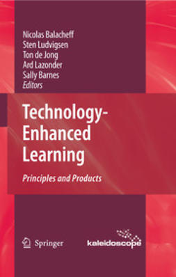 Balacheff, Nicolas - Technology-Enhanced Learning, ebook