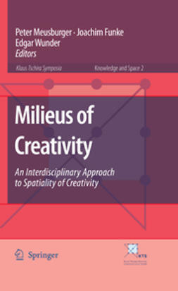 Funke, Joachim - Milieus of Creativity, ebook