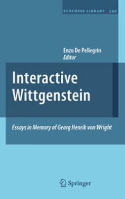 Pellegrin, Enzo De - Interactive Wittgenstein, ebook