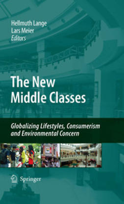 Meier, Lars - The New Middle Classes, ebook
