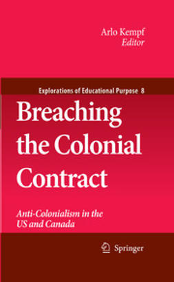 Kempf, Arlo - Breaching the Colonial Contract, e-bok