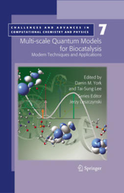 York, Darrin M. - Multi-scale Quantum Models for Biocatalysis, ebook