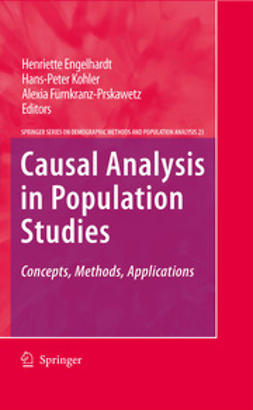 Engelhardt, Henriette - Causal Analysis in Population Studies, e-bok