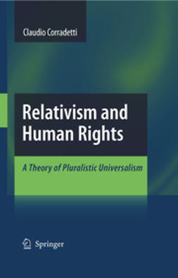 Corradetti, Claudio - Relativism and Human Rights, ebook