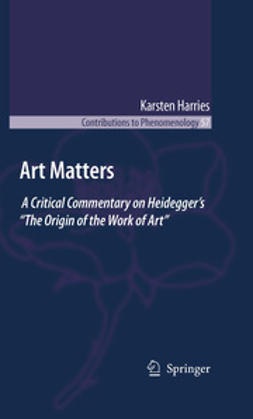 Harries, K. - Art Matters, ebook
