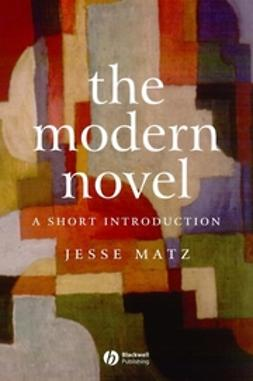 Matz, Jesse - The Modern Novel: A Short Introduction, e-kirja