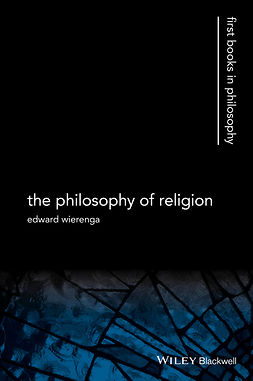 Wierenga, Edward R. - The Philosophy of Religion, e-bok