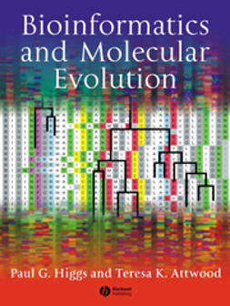 Higgs, Paul G. - Bioinformatics and Molecular Evolution, ebook