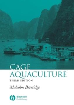 Beveridge, Malcolm - Cage Aquaculture, ebook