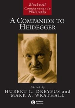 Dreyfus, Hubert L. - A Companion to Heidegger, ebook