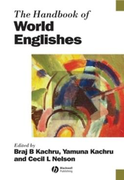 Kachru, Braj - The Handbook of World Englishes, e-bok