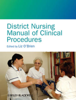 O'Brien, Liz - District Nursing Manual of Clinical Procedures, ebook