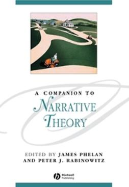 Phelan, James - A Companion to Narrative Theory, ebook