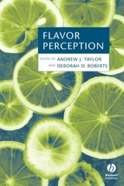 Roberts, Deborah D. - Flavor Perception, ebook