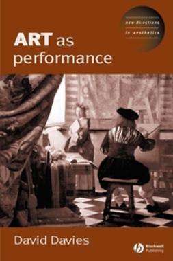 Davies, Dave - Art as Performance, e-bok