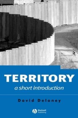 Delaney, David - Territory: A Short Introduction, ebook