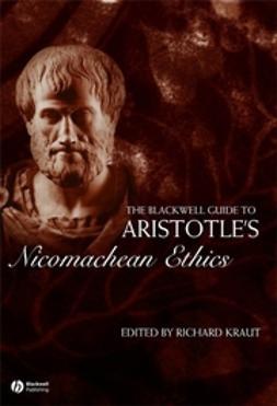 Kraut, Richard - The Blackwell Guide to Aristotle's Nicomachean Ethics, e-bok
