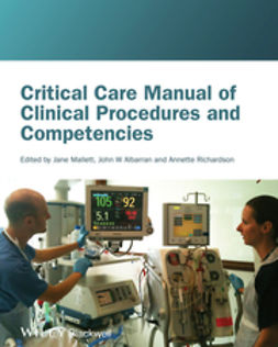 Albarran, John - Critical Care Manual of Clinical Procedures and Competencies, e-kirja