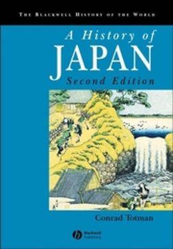 Totman, Conrad - A History of Japan, e-kirja