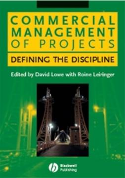 Leiringer, Roine - Commercial Management of Projects: Defining the Discipline, e-bok