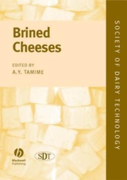 Tamime, Adnan - Brined Cheeses, e-bok