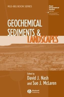 McLaren, Sue J. - Geochemical Sediments and Landscapes, ebook