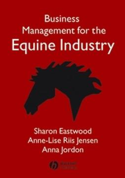 Eastwood, Sharon - Business Management for the Equine Industry, e-kirja