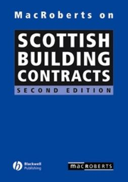 UNKNOWN - MacRoberts on Scottish Building Contracts, ebook