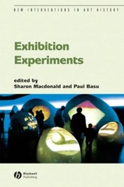Basu, Paul - Exhibition Experiments, ebook