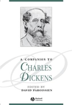 Paroissien, David - A Companion to Charles Dickens, ebook