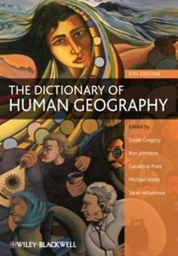 Gregory, Derek - The Dictionary of Human Geography, e-bok