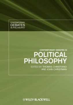 Christiano, Thomas - Contemporary Debates in Political Philosophy, ebook