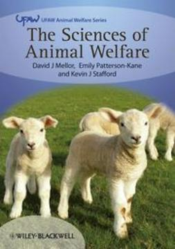 Mellor, David - The Sciences of Animal Welfare, e-bok