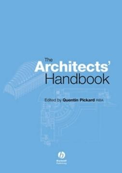 Pickard, Quentin - The Architects' Handbook, ebook
