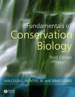 Hunter, Malcolm L. - Fundamentals of Conservation Biology, ebook