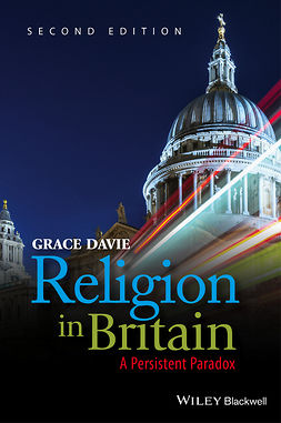 Davie, Grace - Religion in Britain: A Persistent Paradox, ebook